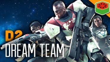 Destiny 2  – The Dream Team (Funny Moments)