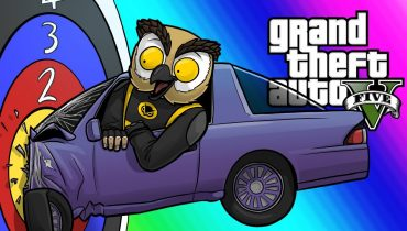 GTA 5 Online Funny Moments – Extreme Car Darts! (Overtime Rumble Game Mode)