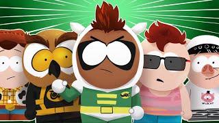 Gmod D-Run Funny Moments – South Park!