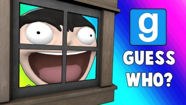 Gmod Guess Who Funny Moments – Try-Hard House Hiding Spot!