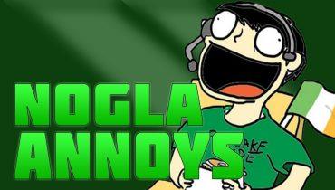 NOGLA ANNOYS THROWBACK #2 – Modern Warfare 2 Funny Moments