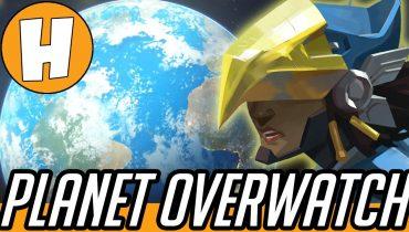 Planet Overwatch – The Wild PharMercy! (Pharah Mercy Funny Mockumentary!)