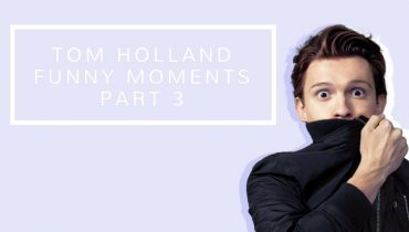 Tom Holland Funny Moments | Part 3