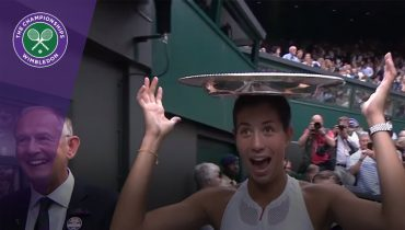 Wimbledon 2017 – Funny moments from The Championships