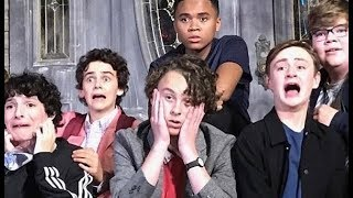 IT Movie Cast – Funny Moments (Best 2017★) #5