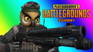 PUBG Zombies Funny Moments – Nogla Rage and Zombie Swarm Panic!