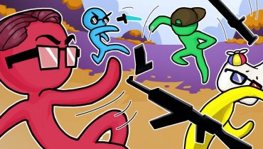 HOW TO FIGHT PROPERLY!! – Stick Fight Funny Moments