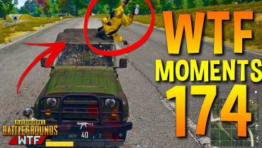 PUBG Funny WTF Moments Highlights Ep 174 (playerunknown's battlegrounds Plays)
