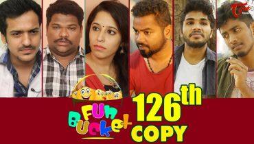 Fun Bucket | 126th Episode | Funny Videos | Telugu Comedy Web Series | By Sai Teja – TeluguOne