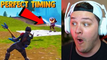 Funny Fortnite Moments #4 – Reaction