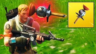 THAT MOMENT WHEN.. | Fortnite Battle Royale | CLINGER Grenade Funny Moments + Fails