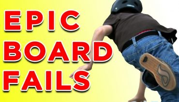 Epic Board Fails Compilation | Funniest AFV Videos