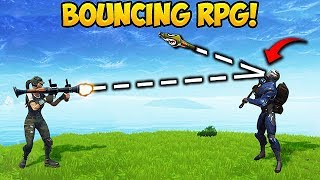 FIRST EVER BOUNCY RPG! – Fortnite Funny Fails and WTF Moments! #209 (Daily Moments)