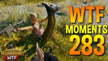 PUBG Daily Funny WTF Moments Highlights Ep 283