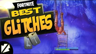 Best Fortnite Shopping Cart Glitches, Plays & Funny Moments 2018