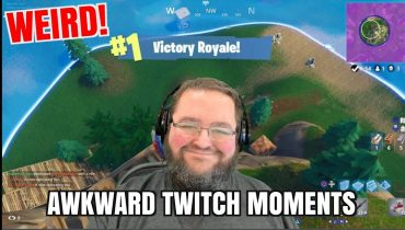OMG… Funny Stream Fails and Awkward Moments! fortnite fails and funny moments!