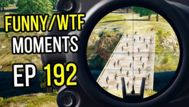 PUBG: Funny & WTF Moments Ep. 192