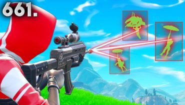 HIS *AIMBOT* IS INSANE..!! Fortnite Funny WTF Fails and Daily Best Moments Ep.661