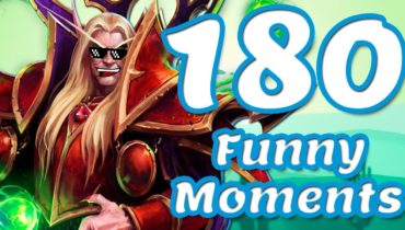 Heroes of the Storm: WP and Funny Moments #180