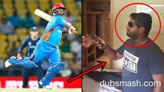 Mohammad Shahzad Afghanistan Cricket Player Funny Videos 2018