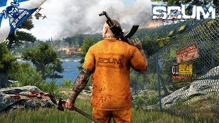🔴 SCUM LIVE STREAM #3 – You Guys Are Awesome! 🔫 Insane Gear Gameplay! (Funny Interactions)