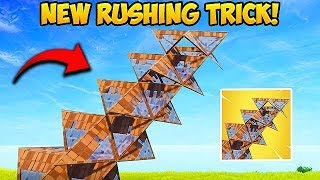 *NEW* EPIC RAMP RUSHING TRICK! – Fortnite Funny Fails and WTF Moments! #368