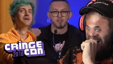 Twitch Con 2018 – VeryEpic Cringe Compilation (funny moments 🤣😅)