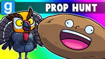 Gmod Prop Hunt Funny Moments – Thanksgiving Parade 2018!