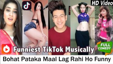 Bohat Pataka Maal Lag Rahi Ho | Best Indian Tik Tok Musically Funny Videos Compilation | Vigo Video