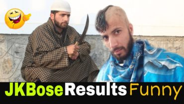 JkBose Results- Kashmiri Funny Video
