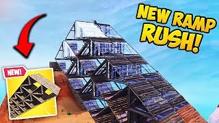 *NEW* EPIC RAMP RUSHING TRICK! – Fortnite Funny Fails and WTF Moments! #425