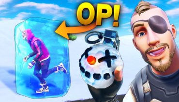 *NEW* GRENADE IS OP!! – Fortnite Funny WTF Fails and Daily Best Moments Ep. 901