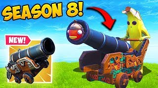 *NEW* PIRATE CANNON IS INSANE! – Fortnite Funny Fails and WTF Moments! #484