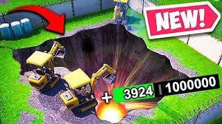 *NEW EVENT* SECRET DIGSITE FOUND! – Fortnite Funny Fails and WTF Moments! #512