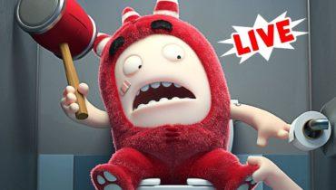 Oddbods: APRIL FOOLS SPECIAL – FUNNY TOILET PRANKS   Cartoons for Kids   HooplaKidz TV