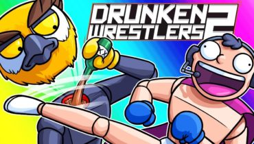 Drunken Wrestlers 2 Funny Moments – The Drunken Tournament!