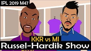IPL 2019 KKR vs MI M47: KKR Beats MI | Funny Spoof Video IPL #KKRvMI #vivoipl2019