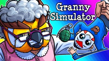 Granny Simulator Funny Moments – Todlerious Takes on Granoss!