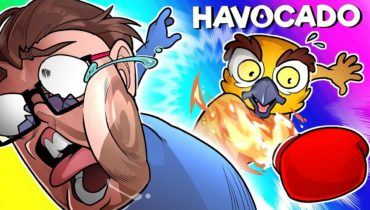 Havocado Funny Moments – Gang Beasts and Stick Fight Had a Baby!