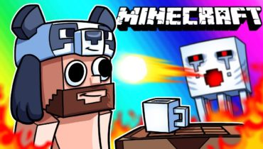 Minecraft Funny Moments – A Fine Day in The Nether!