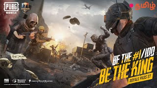 Pubg Tamil Live stream ~Funny game play~Road to 91k Subs~Display Capture Only