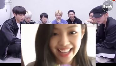 BTS Reaction to Blackpink Jennie Funny And Cute Moments Funny Kpop Idols