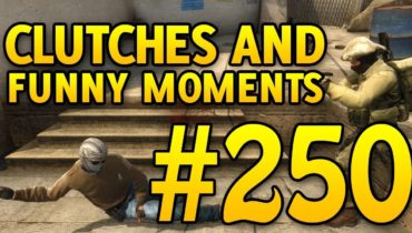 CSGO Funny Moments and Clutches #250 – CAFM (With ASTRO A40 Giveaway)