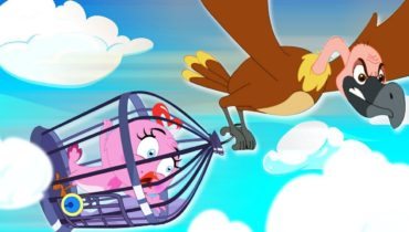 Caged and Kidnapped   Funny Cartoons For Kids   Eena Meena Deeka   Comedy Compilations