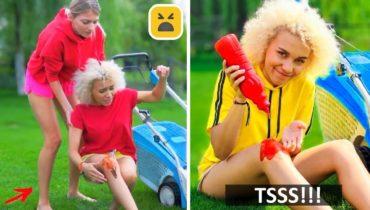 DIY Funny Prank! Couple Pranks and DIY Hacks