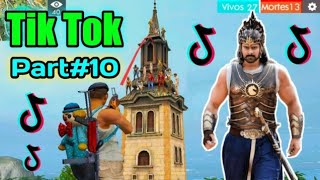 FREE FIRE BEST TIK TOK HOT VIDEO PART#10 – ALL VIDEO FUNNY MOMENT AND SONG FREE FIRE BATTLEGROUND.