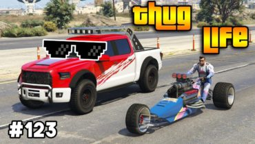 GTA 5 ONLINE : THUG LIFE AND FUNNY MOMENTS (WINS, STUNTS AND FAILS #123)