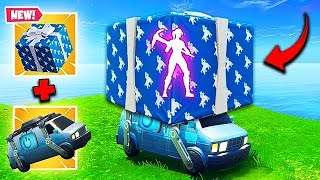 *NEW* SECRET RESPAWN VAN TRICK!! – Fortnite Funny Fails and WTF Moments! #631