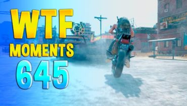 PUBG WTF Funny Daily Moments Highlights Ep 645