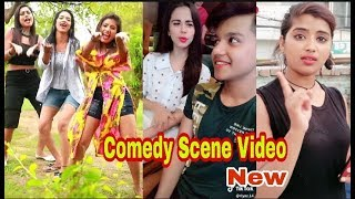 #Tiktok video || Priyanka Bharti, Like app funny video, Vigo Comedy video, Faisu, Riyaz, Zannat, Zub